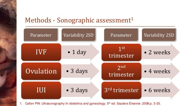 Prenatal Assessment of Gestational Age - Case Presentation