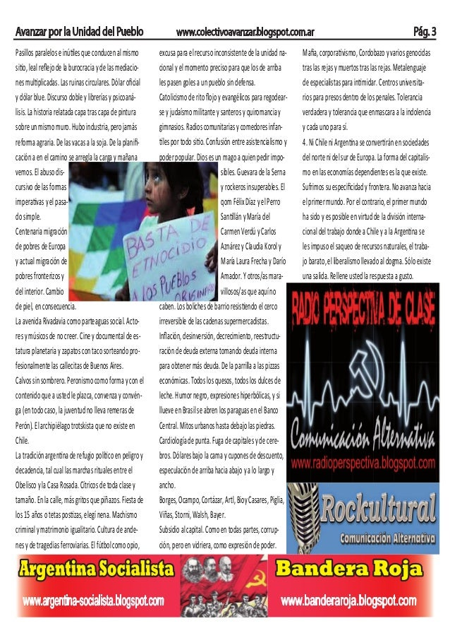 Prensa Avanzar Nº13 Slide 3