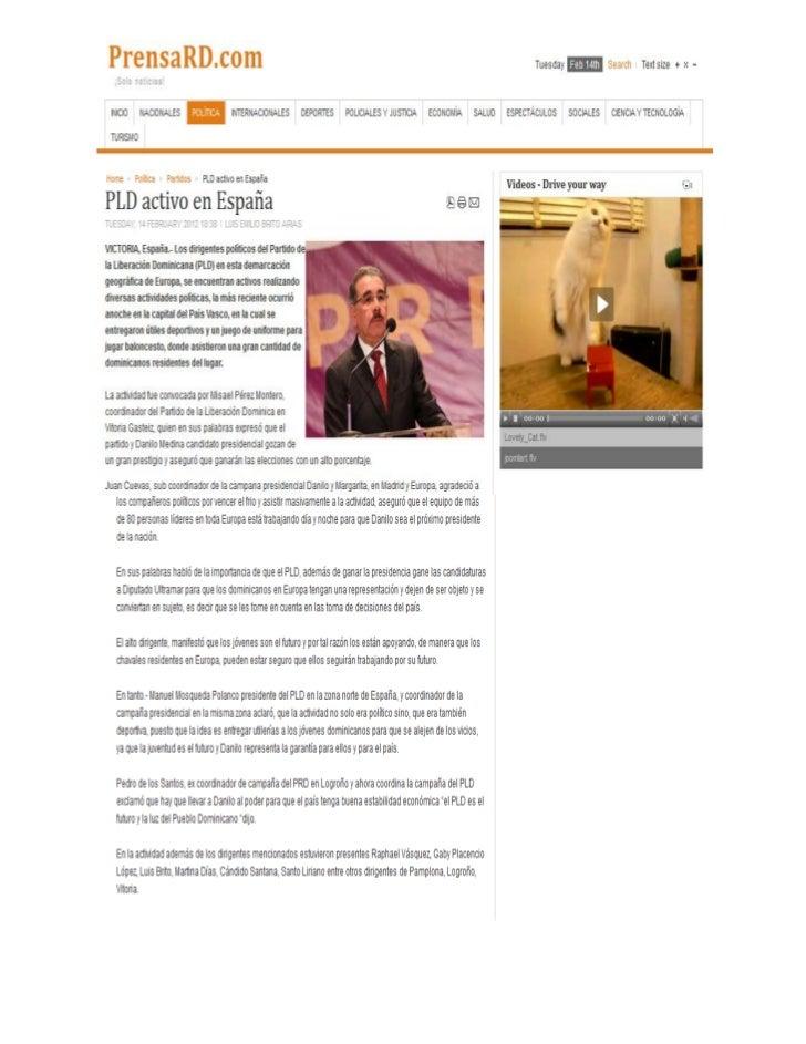 Prensa rd.com