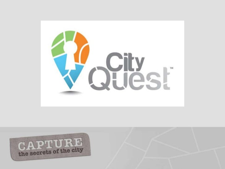 CityQuest presentation launching