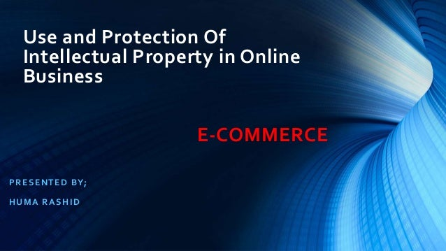 article review e business and intellectual property Intellectual property when a piece published in the monthly review used the phrase each business must take measures to guard its own trade secrets.