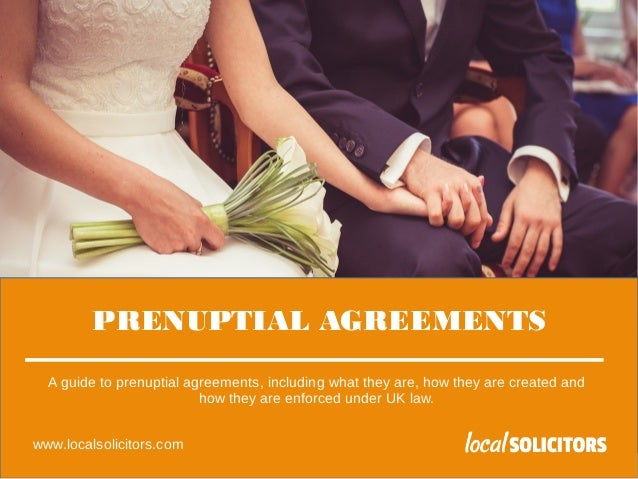 Prenuptial Agreements Guide