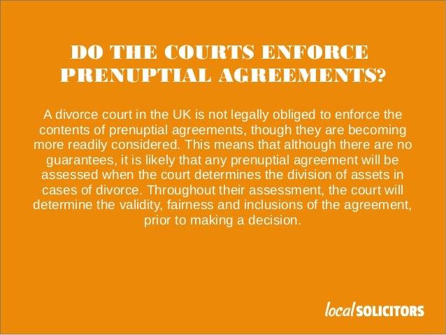 Prenuptial Agreements Guide