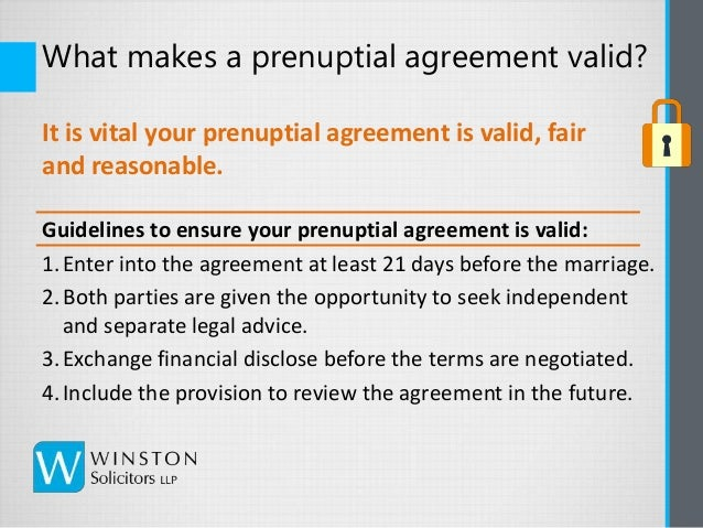 Understanding Prenuptial Agreements