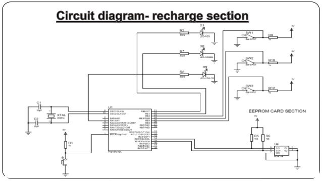 prepaid energy meter using smart card rh slideshare net Residential Electrical Wiring Diagrams Basic Electrical Schematic Diagrams
