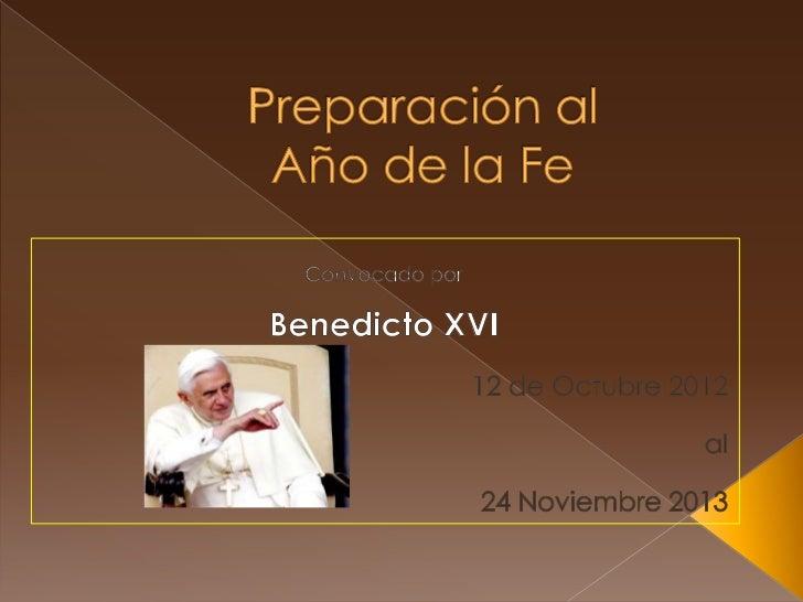  Con motivo de los 50 años del inicio del  Concilio Vaticano II: 11 de Octubre 1962. Y los 20 años de la publicación del...