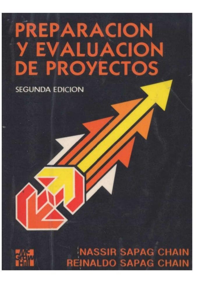 Preparacion y evaluacion_de_proyectos_-_sapag___sapag