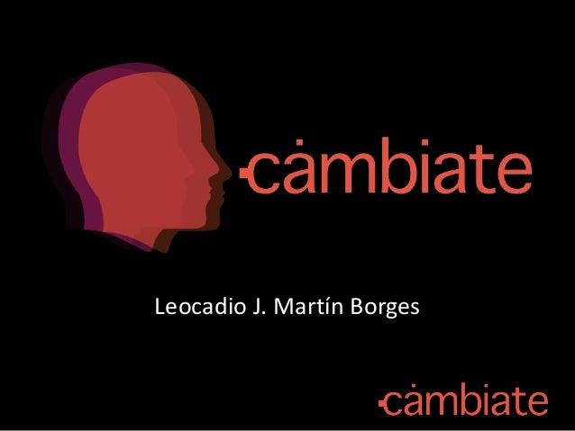 Leocadio J. Martín Borges