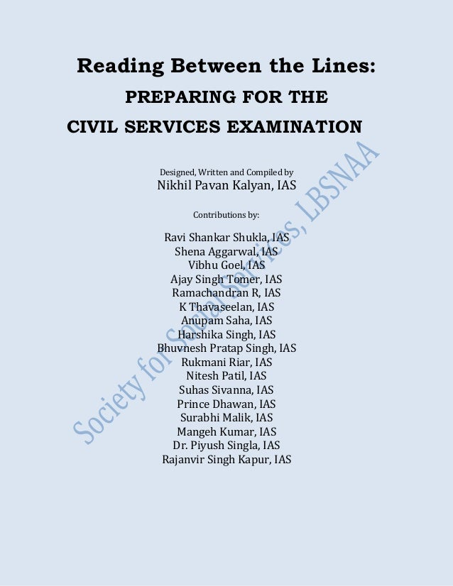 essay preparation for civil services In upsc civil service exam, the essay paper consists of 250 marks, 2500 words and 3 hours duration candidate has to write essay among the 4-5 topic choices.