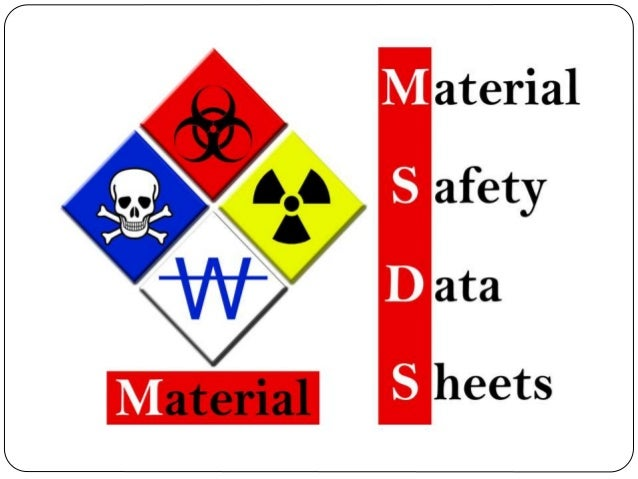 how to get msds sheets