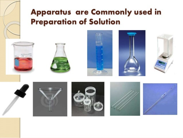 chem lab mixture of solutions Solution, in chemistry, homogeneous mixture mixture, in chemistry, a physical combination of two or more pure substances (ie, elements or compounds) a mixture is distinguished from a.
