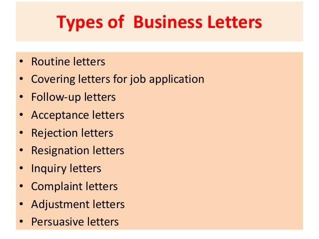 types of business letter seatle davidjoel co