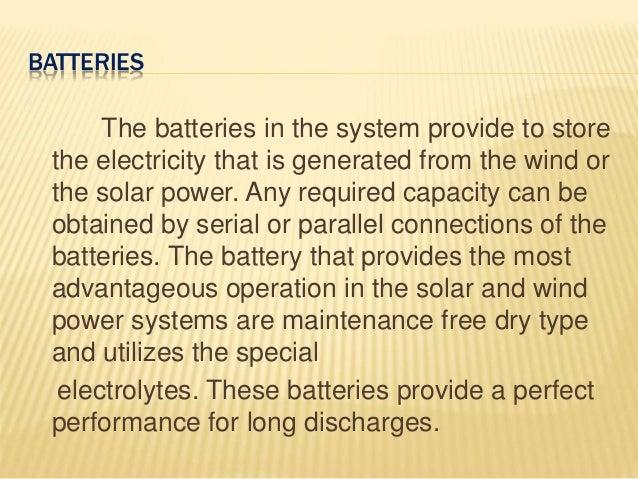 hybrid power generation system pdf