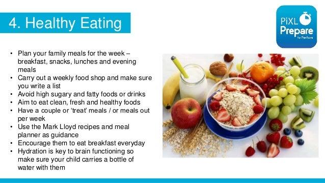 Top Ten Healthy Foods To Eat Everyday
