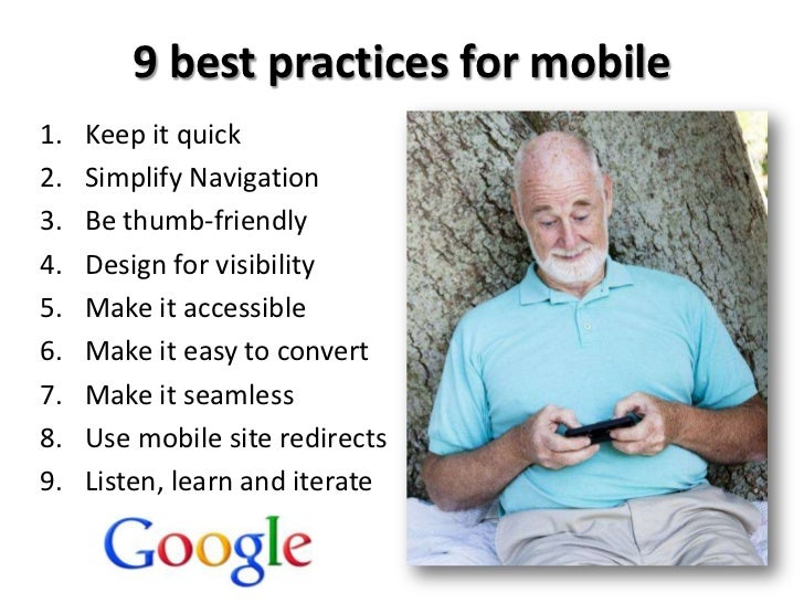 Making Your Website Mobile-friendlyWhat options do you have?