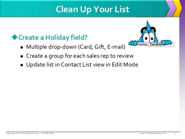 How to use act for mail merging holiday greetings thedatabasediva 5 6 m4hsunfo