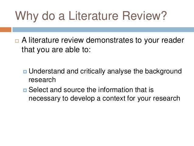 preparing literature reviews 4th A literature review can be an informative, critical, and useful synthesis of a  the  learner to the process of conducting and writing their own literature review   4th ed wb saunders, philadelphia, pa 2001 view in article | google scholar.