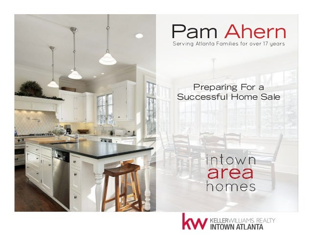 Pam Ahern Serving Atlanta Families For Over 17 Years Preparing For A  Successful Home Sale ...