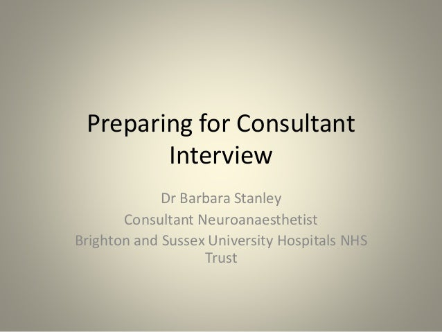 how to become a medical consultant
