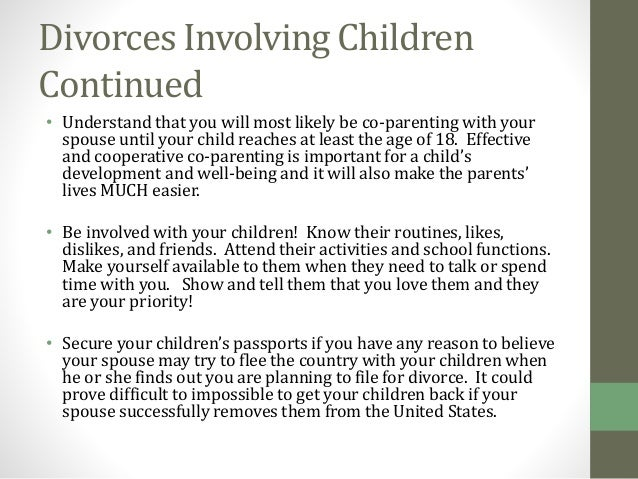 Preparing for divorce in texas divorces involving solutioingenieria Image collections