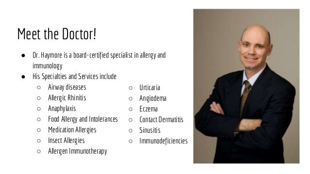 Preparing for Fall Allergy Season Slide 2