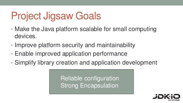 Preparing for java 9 modules upload Slide 3
