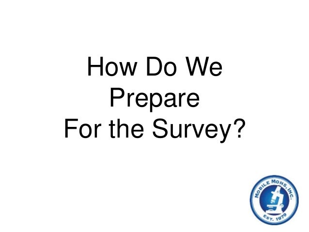 Preparing for your Mohs Practice's CLIA Survey