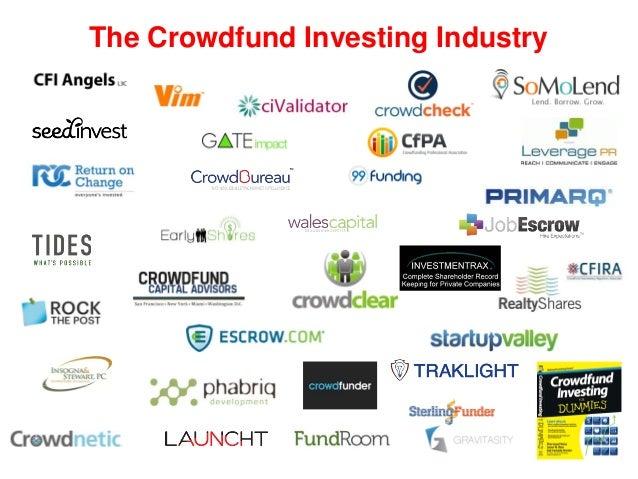 Preparing for the Crowdfunding Revolution  Slide 3