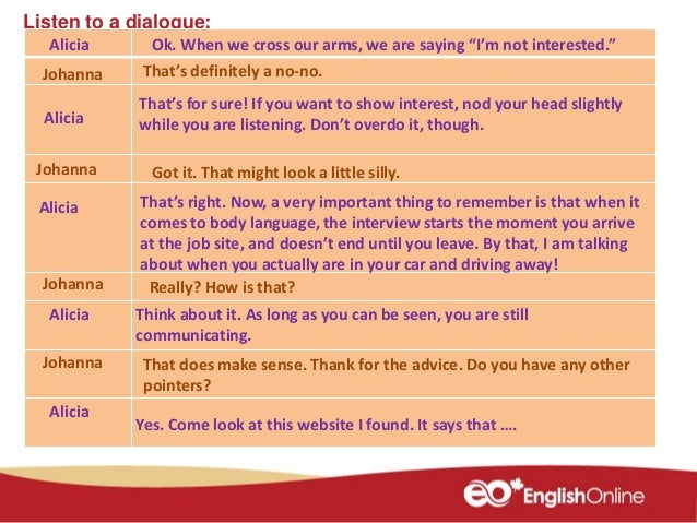 12 - How To Get An Interview For A Job Of Your Interest