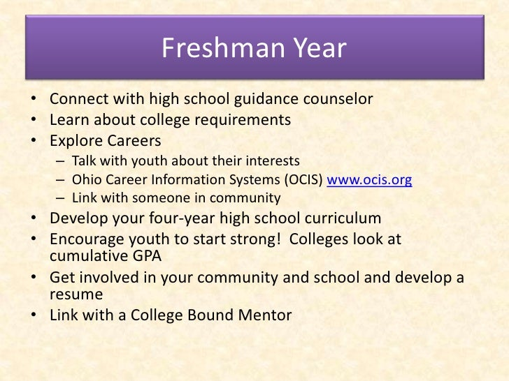 Preparing Foster Youth For College