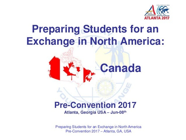 how to get an exchange student in canada