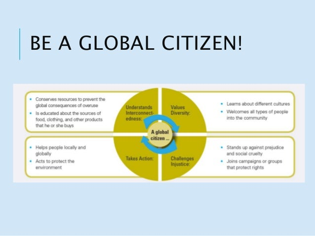 Global Citizen Quotes