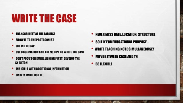 10+ Case Note Examples – PDF