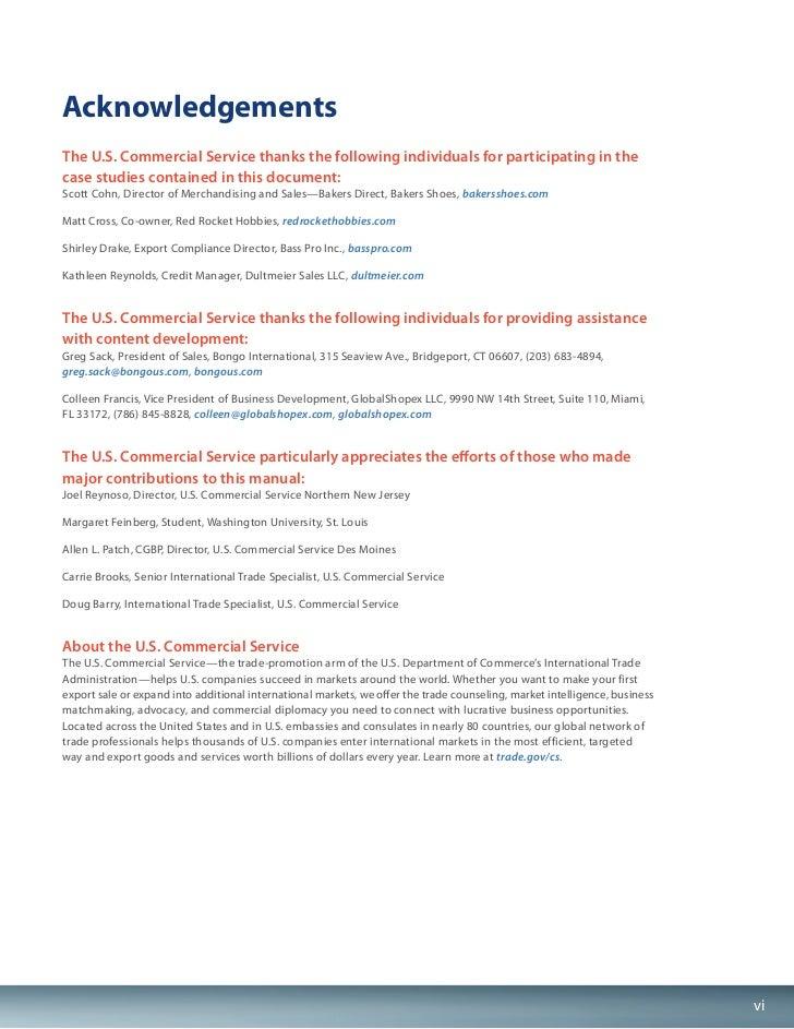 International business case chapter 5