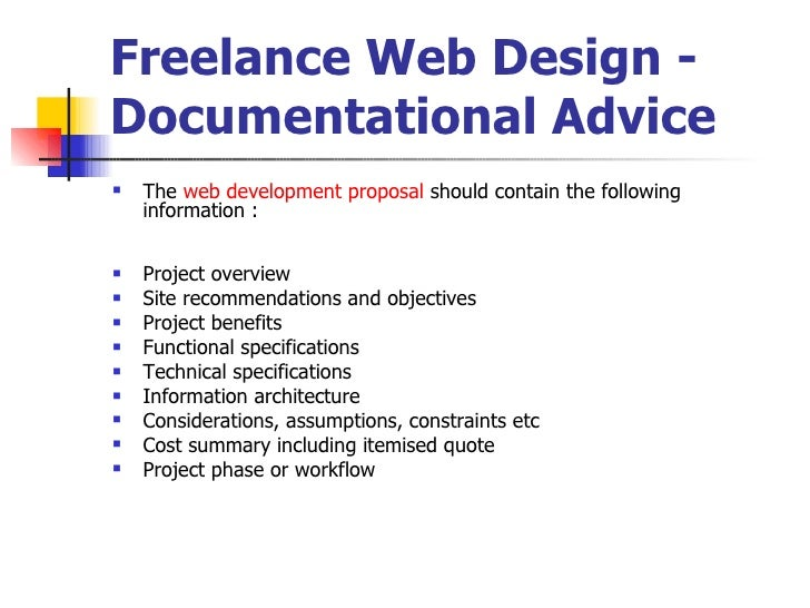 Preparing Your Documents As A Freelance Web Designer