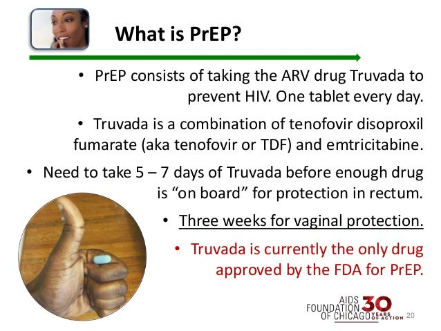 prep clinical practice guideline and prep clinical providers supplement