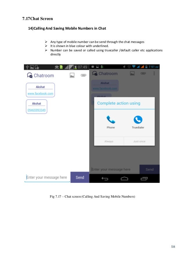 sending texts over wifi android