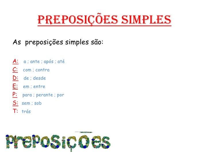 Preposições Slide 3