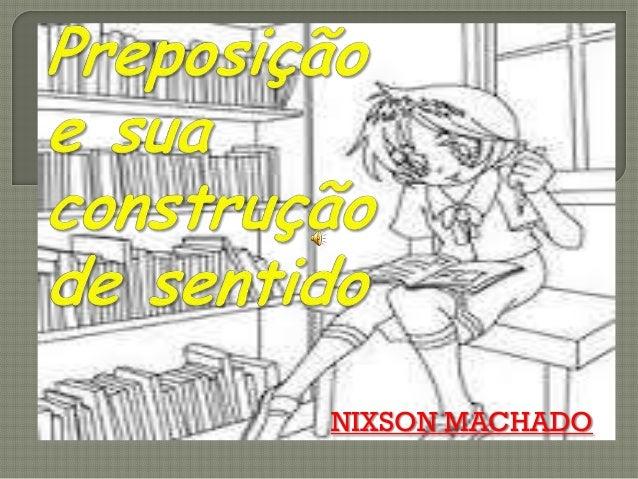 NIXSON MACHADO