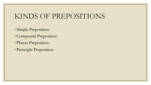 Preposition Slide 3