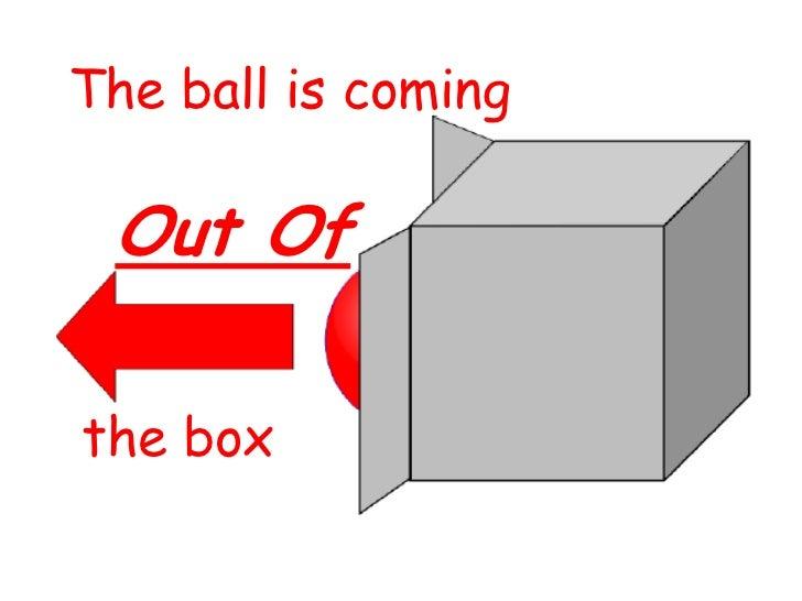 Preposition move