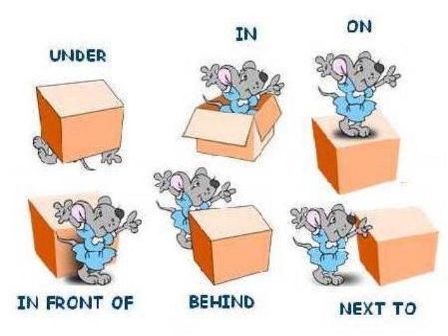 Preposition For Kindergarten - Laptuoso