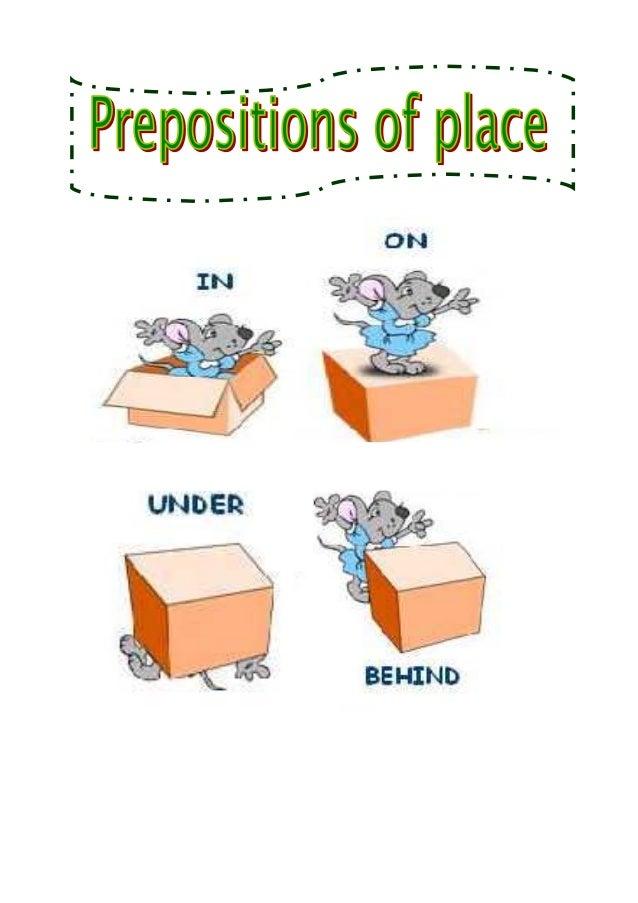 Решебник По Английскому Prepositions Of Place