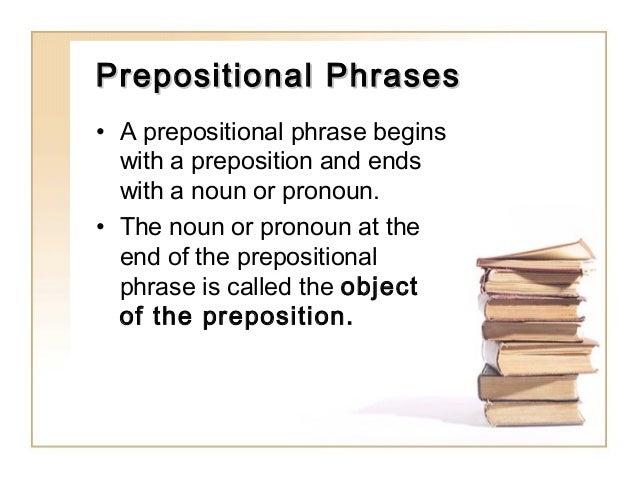 Preposition In Learn In Marathi All Complate: Prep Phrase Adj Adv