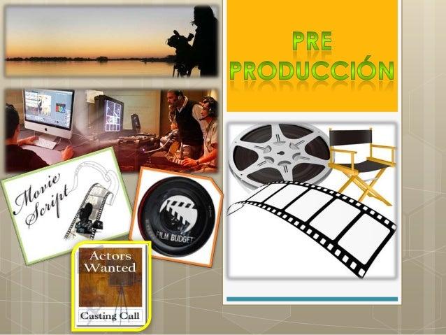 la realización es el proceso por el cual se crea una producciónaudiovisual y usualmente se pueden distinguirse cinco etapa...