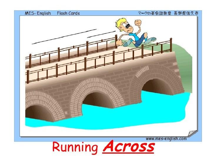 Jumping Onto 11 Running Across