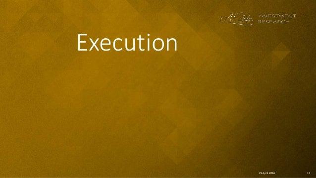 1329 April 2016 Execution