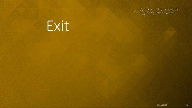 2229 April 2016 Exit