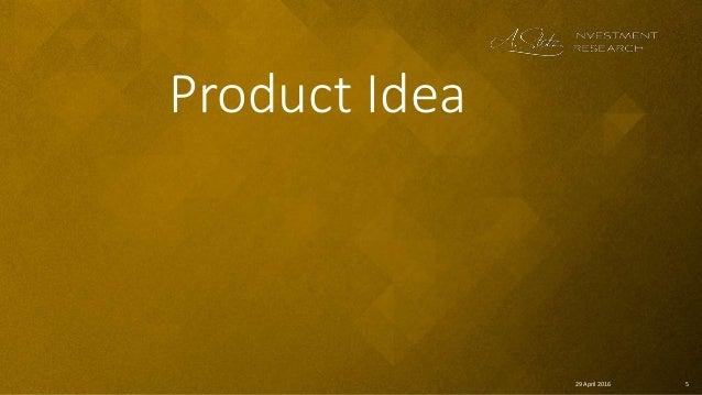 529 April 2016 Product Idea