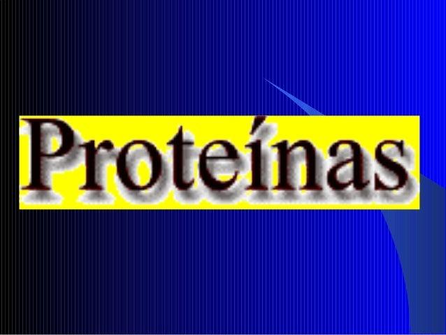 CONCEPTO DE PROTEÍNA Las  proteínas son biomoléculas formadas básicamente por carbono, hidrógeno, oxígeno y nitrógeno. P...